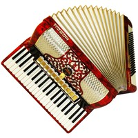 Horch Superior, 120 Bass, 14 Registers, German Piano Accordion, 622