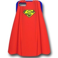 Superman Caped Soft Shell iPhone 5 Case