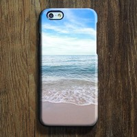 Sky Cloud Sea Beach iPhone 6s Case iPhone 6s Plus Case iPhone 6 Cover iPhone 5S 5 iPhone 5C Samsung Galaxy S6 Edge Galaxy s6 s5 s4 Galaxy Note 5ÌâåÊNote 4 Case 136