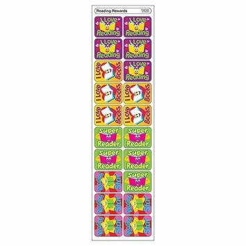 (12 PK) APPLAUSE STICKERS READING