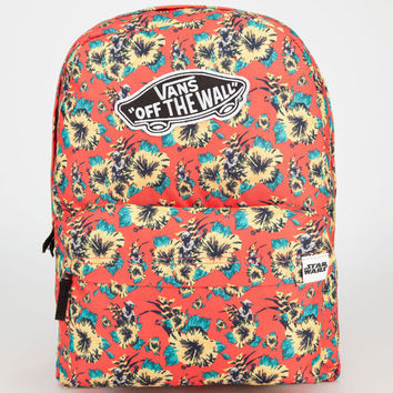 Vans Star Wars Yoda Backpack Yoda Aloha One Size For Men 24050331301