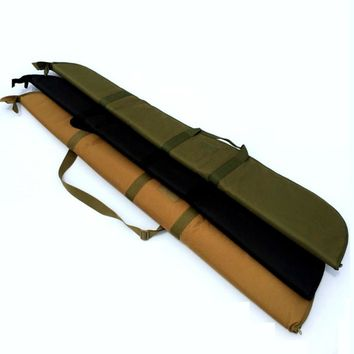 130cm Tactical Hunting Gun Rifle Bag Outdoor Carrying Bags Military Gun Case Shoulder Pouch For Airsoft Shooting Painting Games