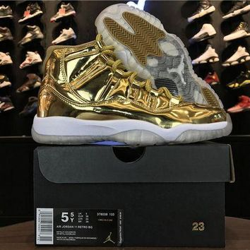 DCCK9ME Air Jordan 11 Retro Pinnacle Men and Women Basketball Shoes