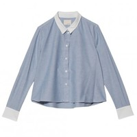 Oxford Boxy Shirt