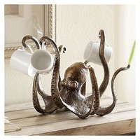 Octopus Tea Cup and Jewelry Holder | 50980 | SPI Home