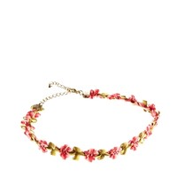 Limited Edition Flower Anklet