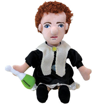 Marie Curie -- Little Thinker Plush Doll
