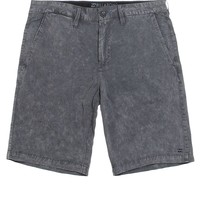Billabong New Order Submersible Hybrid Shorts - Mens Shorts - Gray