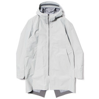 Monitor Coat Talus Grey