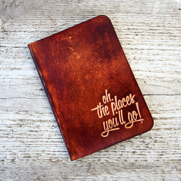 Oh! The Places You'll Go Passport Case