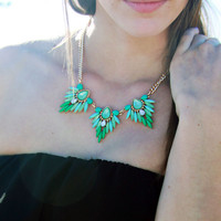 Southwestern Statement Necklace