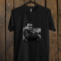 Leonardo Dicaprio T Shirt Mens T Shirt and Womens T Shirt *