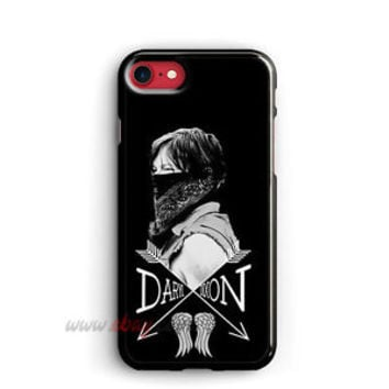 Daryl Dixon iPhone Cases Walking Dead Samsung Galaxy Phone Cases iPod cover