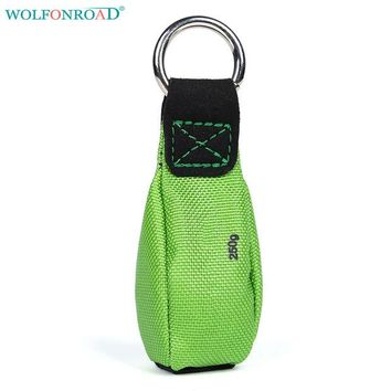 DKF4S WOLFONROAD Outdoor Sport Line-throwing Sandbag Tree Climbing Rope-throwing Bag Rock Tree Climbing Equipment L-XDQJ-156
