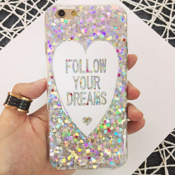 shiny iPhone 6s 6 plus creative case
