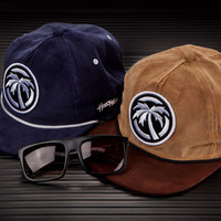 ICON SnapBack hat Corduroy Collection
