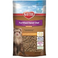 Kaytee Fortified Ferret Diet Turkey Formula 4 lbs