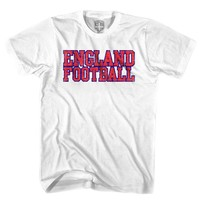 England Footbal Nation Soccer T-shirt
