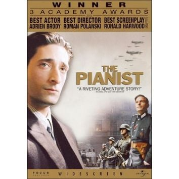 The Pianist (DVD) (Enhanced Widescreen for 16x9 TV) (Eng/Fre) 2002