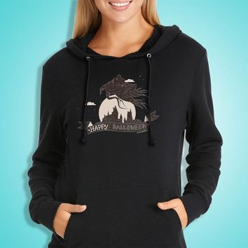 Harry Potter Illustration Women'S Hoodie