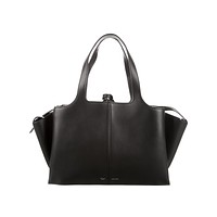 Celine Trifold Medium Black Bag