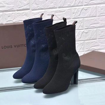 Louis Vuitton LV Women Socks shoes
