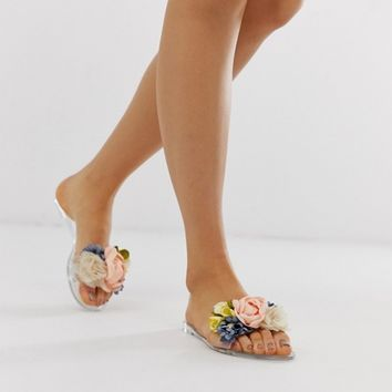 ASOS DESIGN Florist sliders | ASOS
