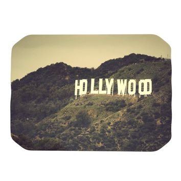 "Catherine McDonald ""Hollywood"" Place Mat"