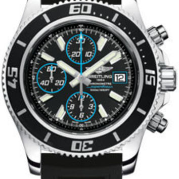 Breitling - Superocean Chronograph II Abyss Blue