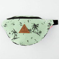 Catch Surf Desert Palm Fanny Pack Green Combo One Size For Men 25504554901