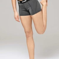 Low-Rise Biker Shorts by Ivy Park - Topshop