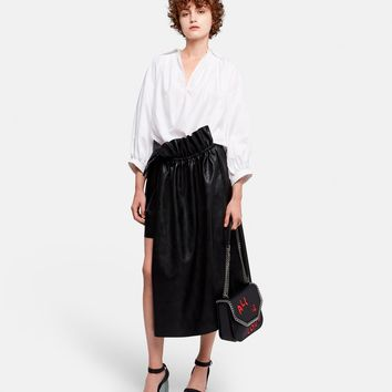 Bryn Skin Free Skin Skirt - Stella Mccartney