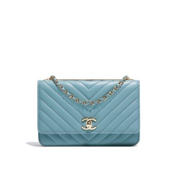 CHANEL Fashion - Wallet on chain