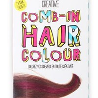 creative comb in hair color - debshops.com