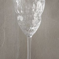 Kapelle White Wine Glass by Anthropologie in Clear Size: White Wine Glassware