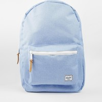Herschel Supply Co Settlement Backpack in Chambray Blue