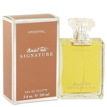 Marshall Fields Signature Oriental Perfume By Marshall Fields Eau De Toilette Spray (Scratched box) FOR WOMEN