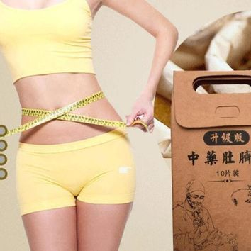 Beautifule Help Sleep Lose Weight Slimming Patch Weight Loss Fat Navel Stick Burning Fat Magnets Of Lazy Paste Slim Patch Minceur