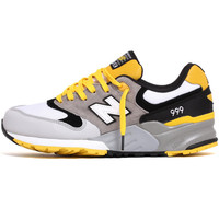 ML999WSB 'Elite Mecha' Sneakers Grey / Yellow / Black