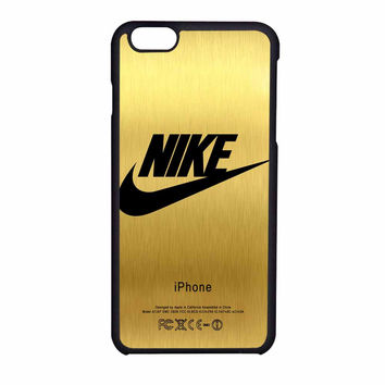 Nike Gold Design iPhone 6 Case