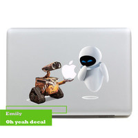 love-laptop Decal MacBook decal MacBook sticker MacBook pro decal MacBook air