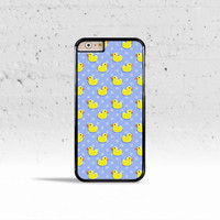 Rubber Ducky Case Cover for Apple iPhone 4 4s 5 5s 5c 6 6s Plus & iPod Touch
