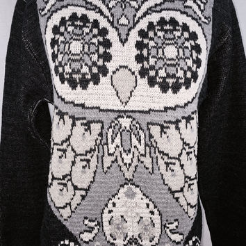 Hoot Hoot Sweater