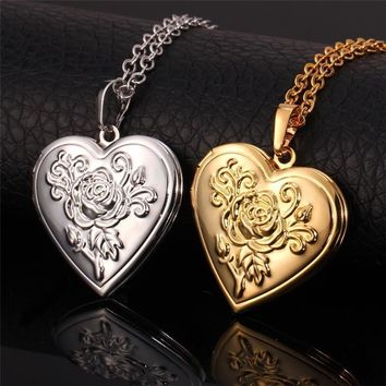 Beauty Of My Heart Locket