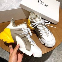 Dior popular Casual Running Sport Shoes Sneakers Slipper Sandals High Heels Shoes