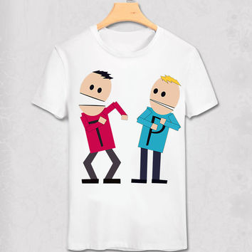 South Park - Terrance and Phillip - Funny Geek Designs - Variety Shirt