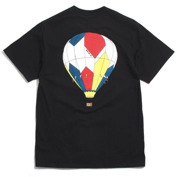 Balloon T-Shirt Black