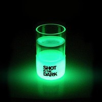 Shot In The Dark Shot Glasses