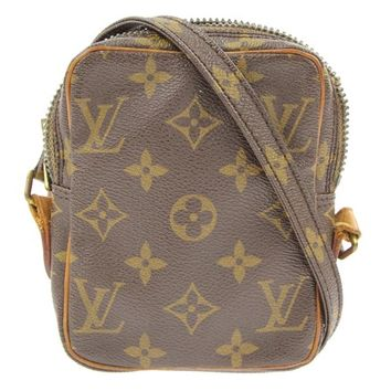 Louis Vuitton Danube Mini Monogram Canvas Cross Body Bag