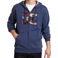 DC Men's Thresher Fullzip Fleece Sweater